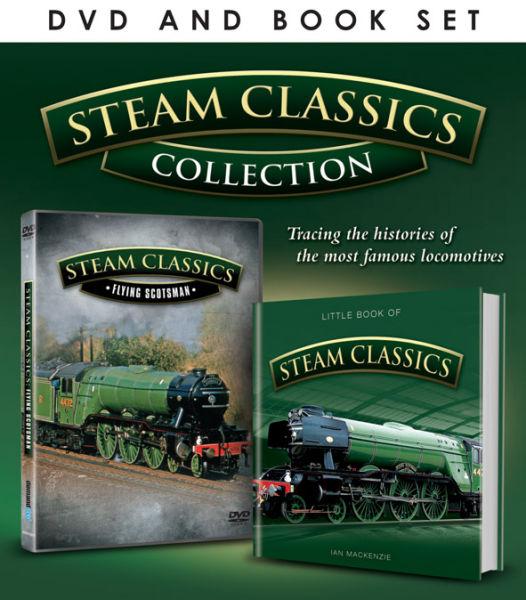 Steam Classics (Includes Book)