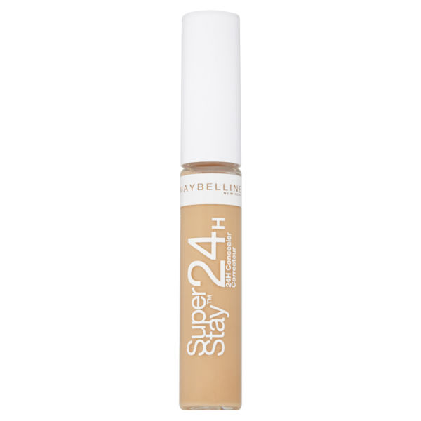 Maybelline New York Super Stay 24 Hour Concealer - 3 Medium / Beige Fonce (7.5ml)