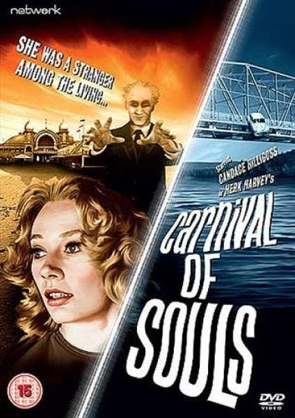 Carnival Of Souls Dvd Zavvi