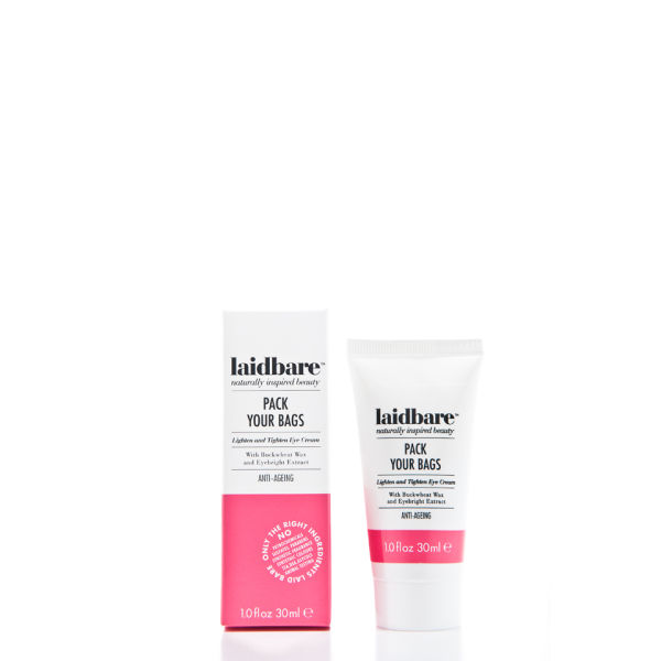 Laidbare Pack Your Bags Eye Cream (30ml)