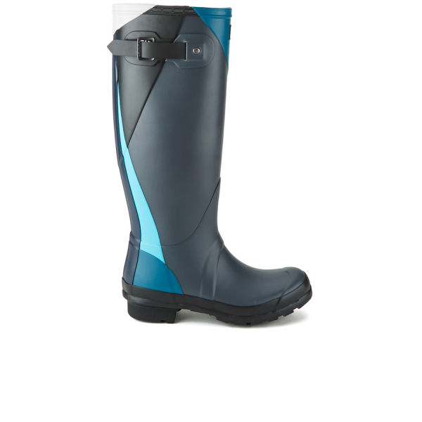 Original Tall Wellies In Blue - Blue Hunter Cheap Sale Low Shipping Free Shipping Best Wholesale Free Shipping Low Shipping Fee zidcRki6s