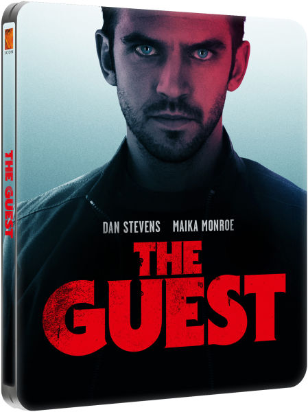 The Guest - Zavvi Exclusive Limited Edition Steelbook (UK EDITION)