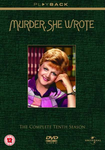 Murder She Wrote - Series 10 - Complete