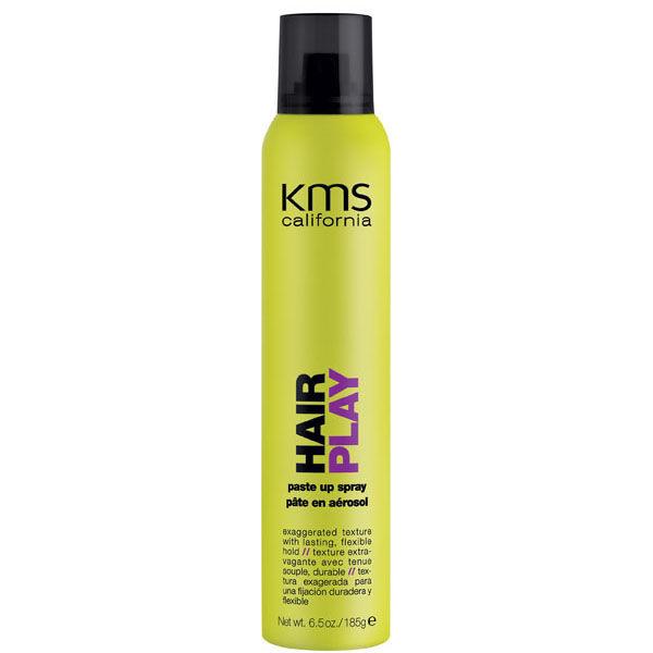 Kms California Hairplay Paste Up Spray Aerosol 200ml