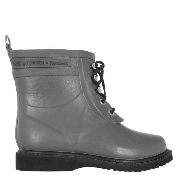 Ilse Jacobsen Women's Rub 2 Boots - Grey