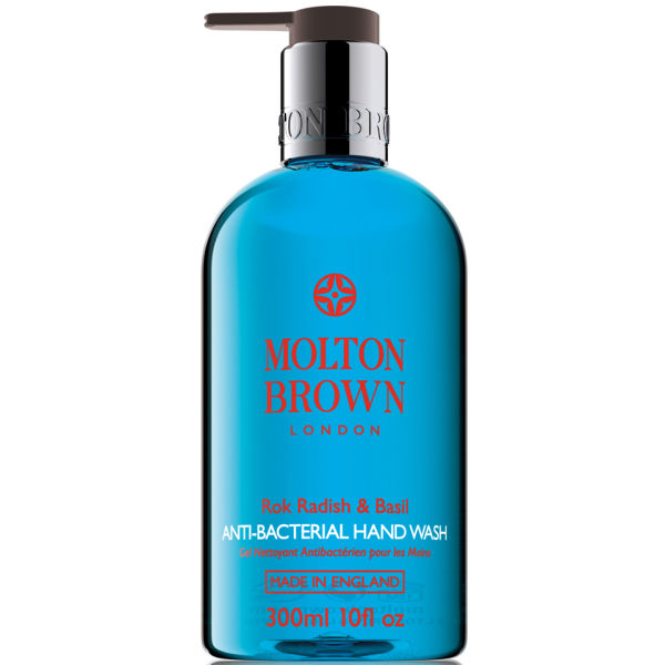 molton brown rok radish basil anti bacterial hand wash buy online mankind. Black Bedroom Furniture Sets. Home Design Ideas