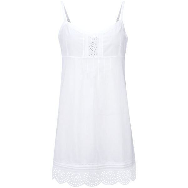 Odd Molly Women's Futuretro Dress - White