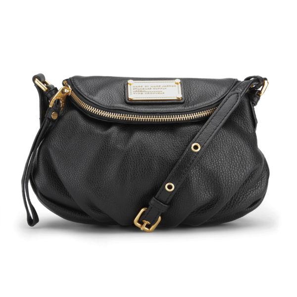 Marc By Jacobs Mini Natasha Leather Cross Body Bag Black Image 1