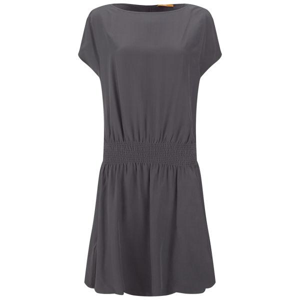 BOSS Orange Women's Aethna W Dress - Charcoal