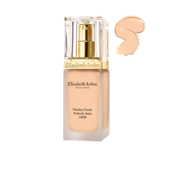 Elizabeth Arden Flawless Finish Perfectly Satin 24HR Makeup SPF15 (30 ml) (Olika nyanser)