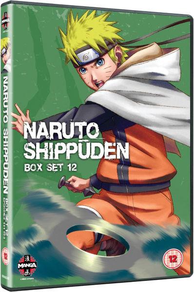 Naruto Shippuden - Box Set 12