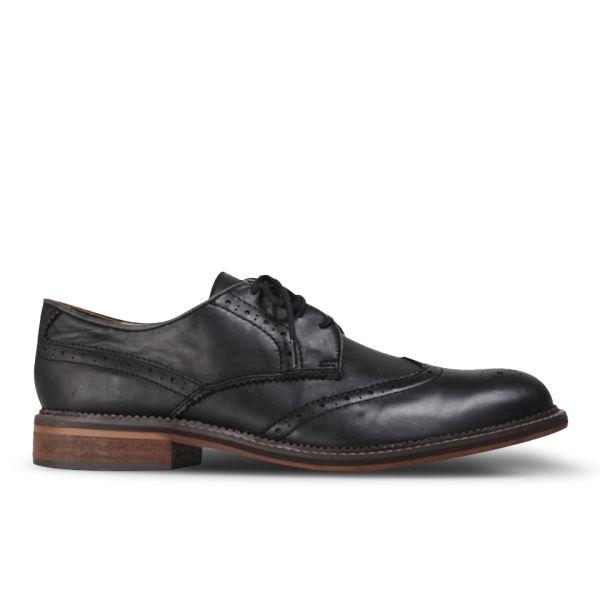 KG Kurt Geiger Men's Suffolk Leather Brogues - Black: Image 1