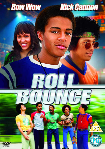 Roll Bounce Dvd Zavvi