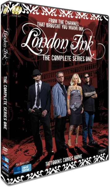 London Ink - The Complete Series One