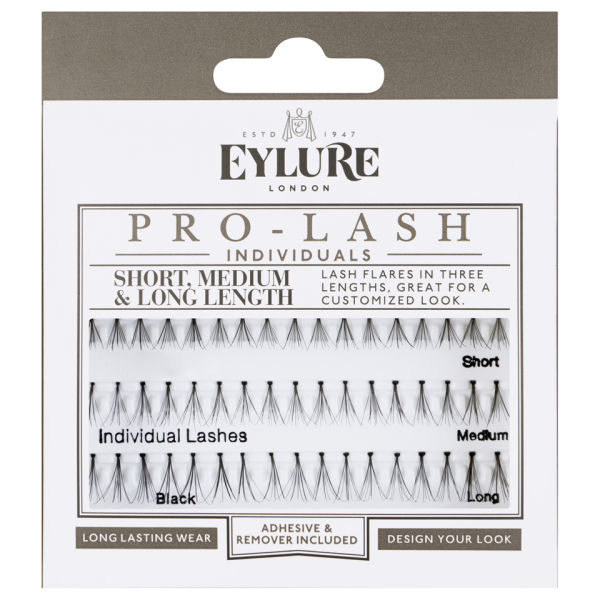 EYLURE INDIVIDUAL LASH COMBINATION PACK - ULTRA BLACK