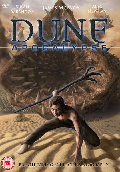 Dune Apocalypse Dvd Zavvi