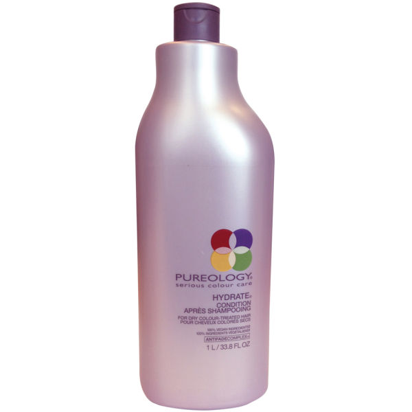 Pureology Pure Hydrate Conditioner (1000ml) with Pump