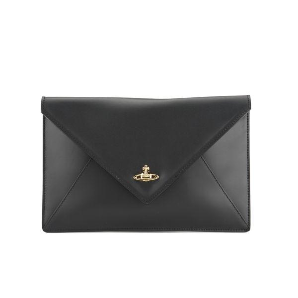 Vivienne Westwood Women's Private Clutch Bag - Black