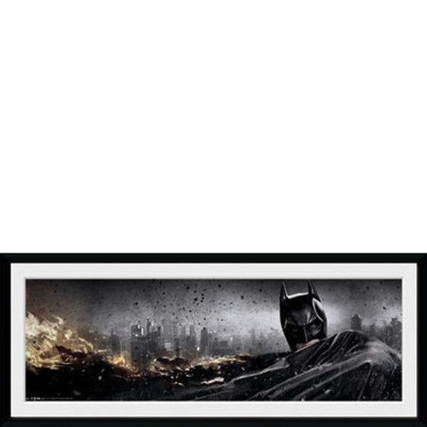 DC Comics Batman The Dark Knight Rises Action - 30x75 Collector Prints