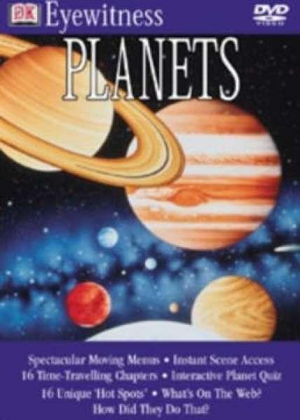 Eyewitness Planets Dvd Zavvi