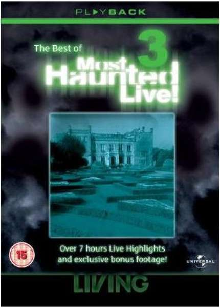 Most Haunted Live - Vol. 3