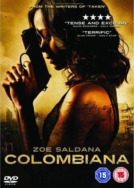 Colombiana Dvd Zavvi