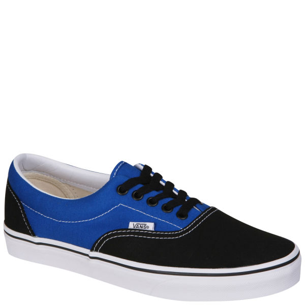 Era Vans- Black/Blue trainers