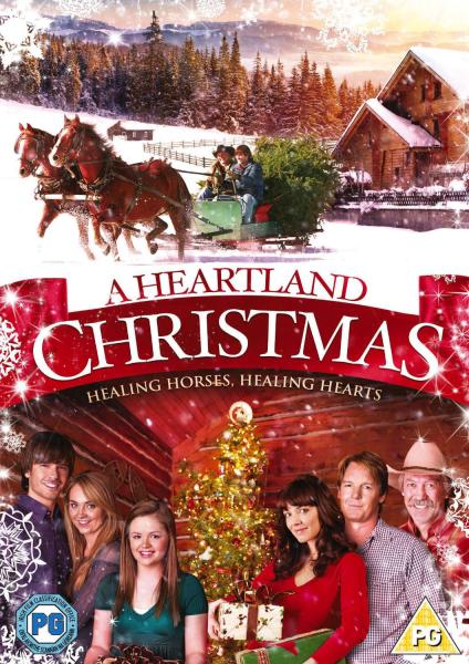 A Heartland Christmas Dvd Zavvi