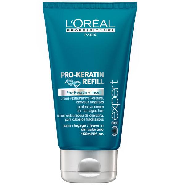 L'Oreal Professionnel Serie Expert Pro-Keratin Refill Protective Cream (150ml)