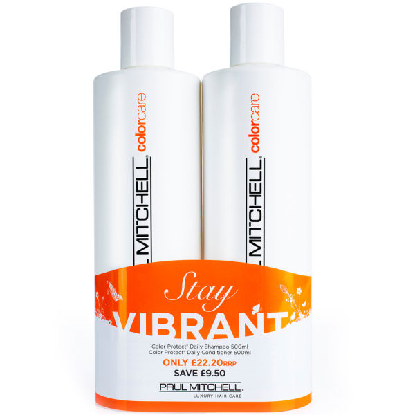 Paul Mitchell Color Protect Shampoo And Conditioner