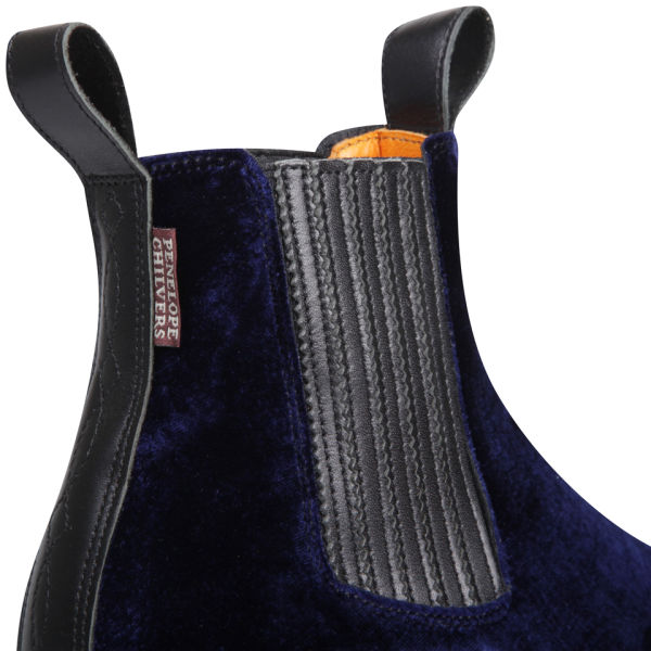 Penelope Chilvers Velvet Ankle Boots clearance top quality cheap order finishline mpwXPihq