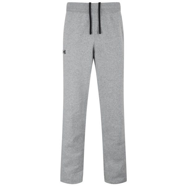 33f16f9b Under Armour Men's Uncuffed Storm Pants - Grey Heather/Black | Buy ...