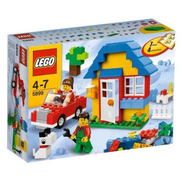 lego house building set 5899 toys. Black Bedroom Furniture Sets. Home Design Ideas