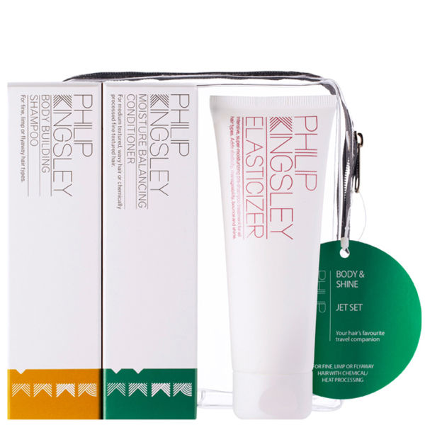 Philip Kingsley Jet Set Body & Shine (3 Produkte)