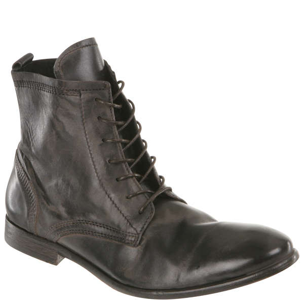 Mens Boots Black Leather - Yu Boots