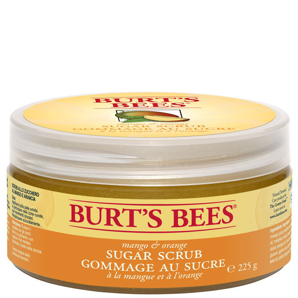 Burt's Bees Sugar Scrub - Mango & Orange 8oz - FREE Delivery