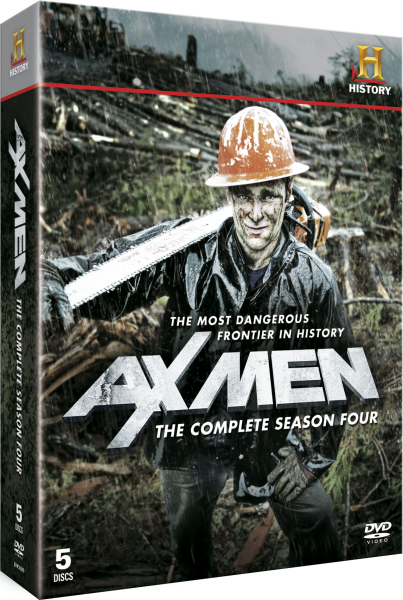 Ax Men Season 4 Dvd Zavvi
