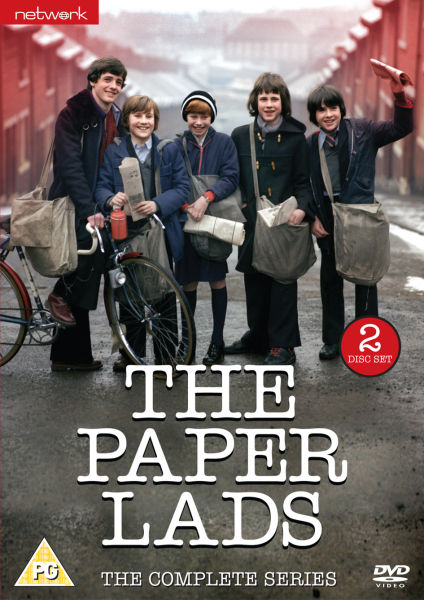 The Paper Lads - The Complete Series