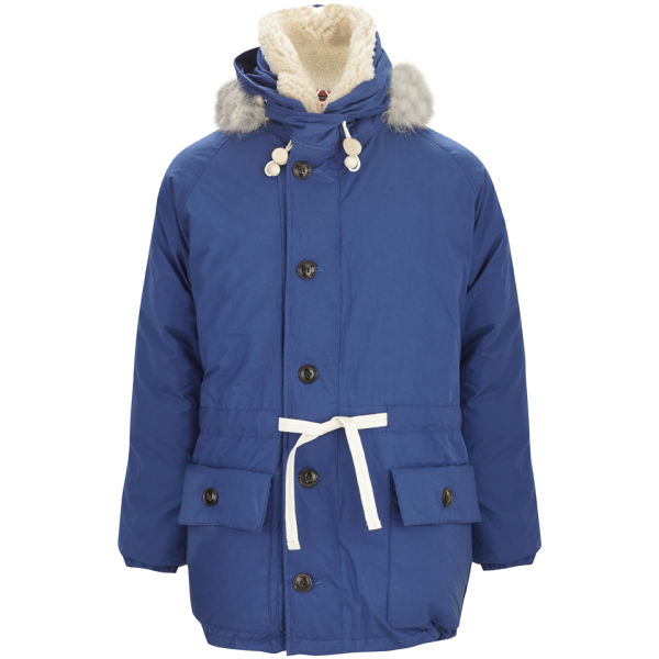 Nigel cabourn everest parka sizing