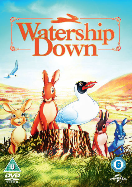 Watership Down Dvd Zavvi