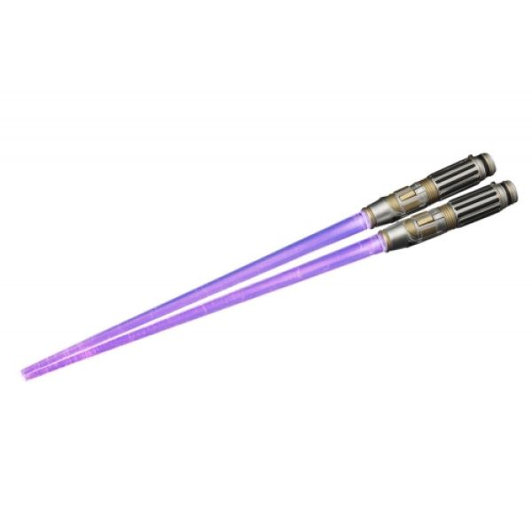 Kotobukiya Star Wars Mace Windu Light Up Lightsaber Chopsticks