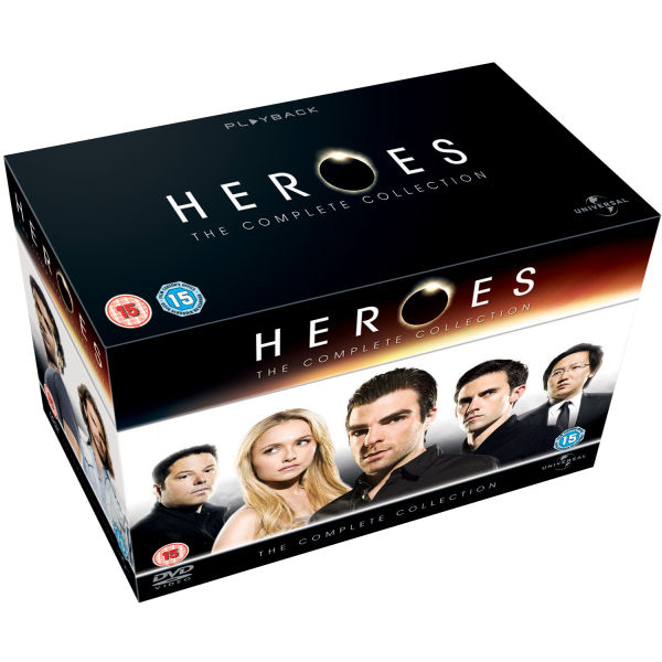 Heroes - The Complete Collection