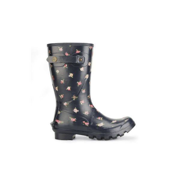 Barbour Women's Low Print Wellies - Cluster
