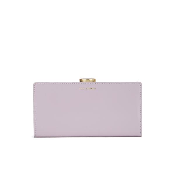 Lulu Guinness Women\'s Flat Frame Purse - Pale Pink