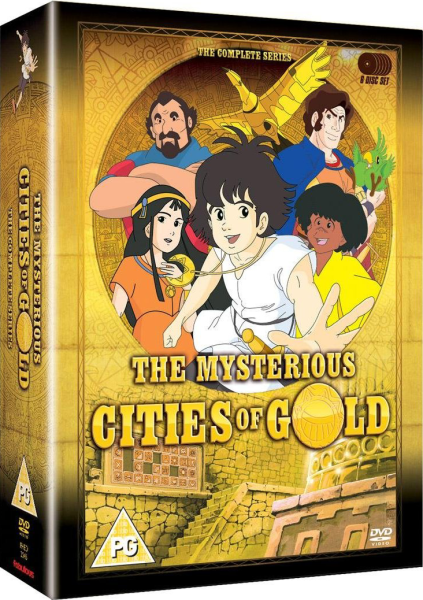 The Mysterious Cities Of Gold (Special Edition)