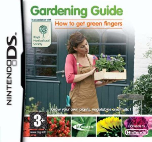 Gardening Guide (RHS Endorsed)