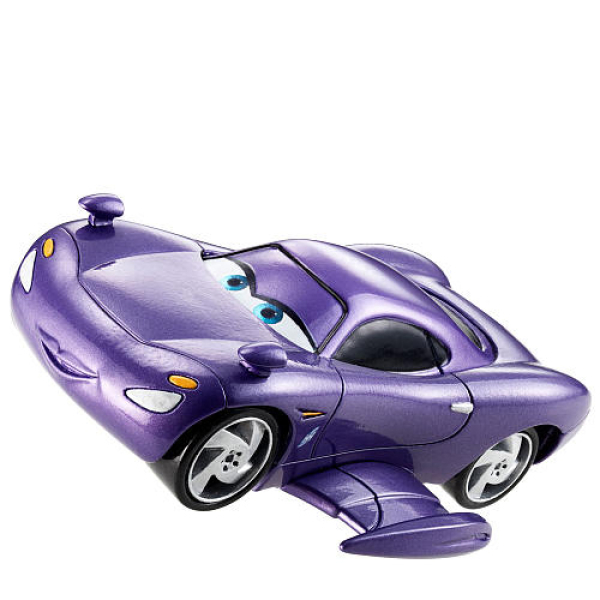 Cars 2 Oversized Die Cast As Holley Shiftwell W Toys Zavvi