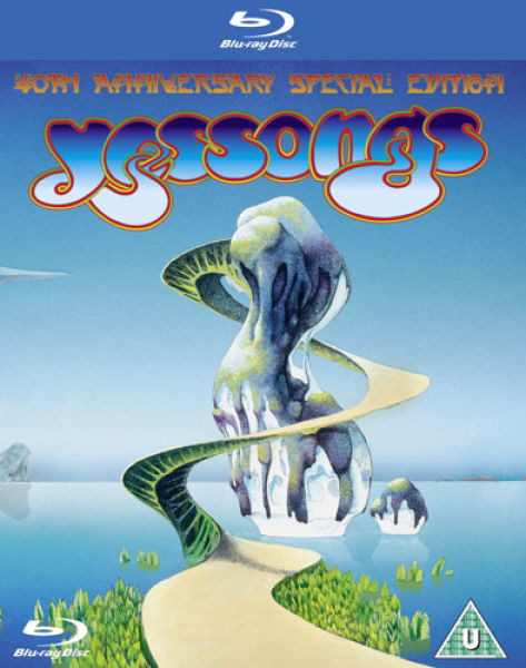 Yessongs 40th Anniversary Special Edition Blu Ray Zavvi