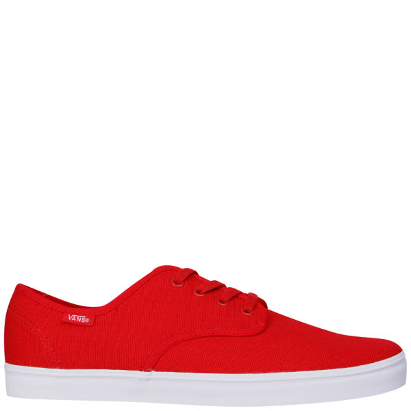 Vans Madero Suede Trainers - Red/True White