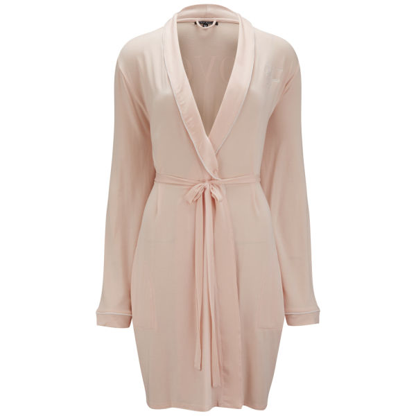 Wildfox Women's Loved Dressing Gown - Pink